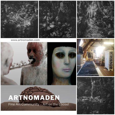 Citaten Kunst Zombie : Astrid van rijn beeldend kunstenaar